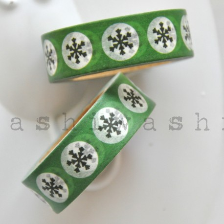 washi páska vianočné všeličo