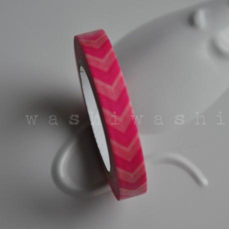 slim pink cik cak