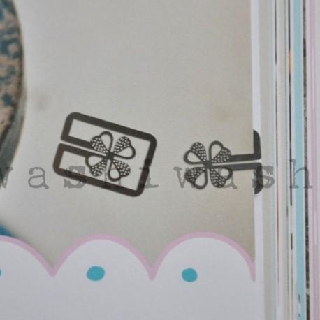 spinka, sponka, označovač - znak